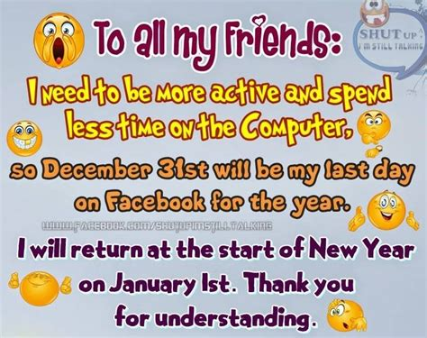 funny new years quote for friends pictures photos and
