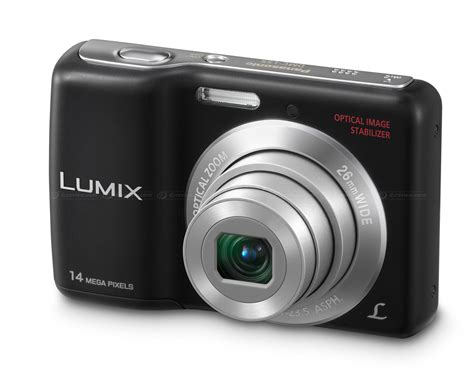 ls that run on batteries panasonic releases dmc ls5 budget compact digital