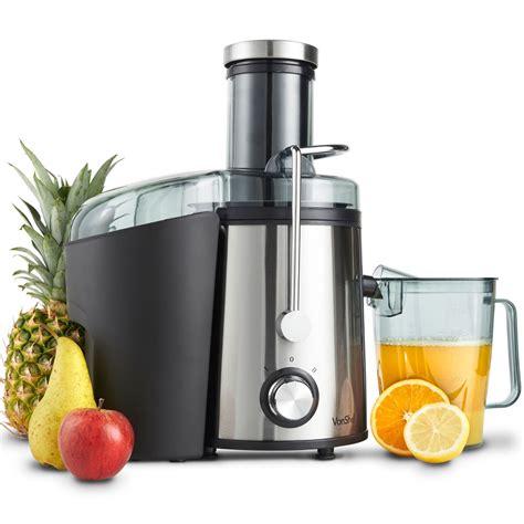stainless steel juicer 800w juicer stainless steel vonshef domu