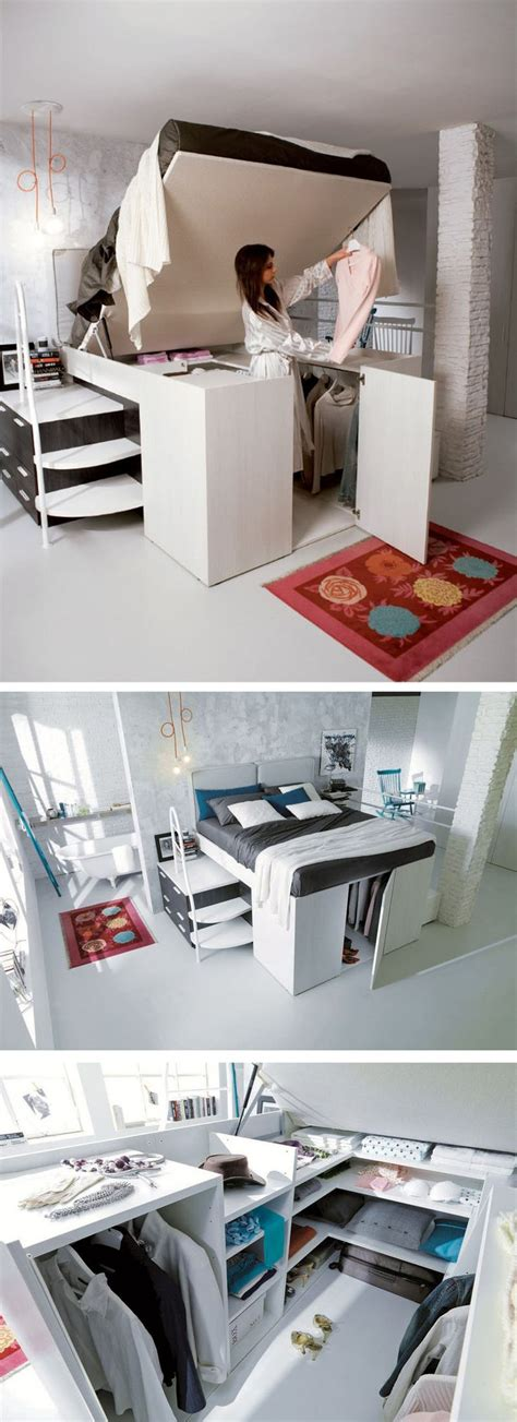 dielle container bed 17 best images about small space solutions on pinterest