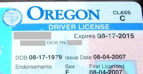 oregon id card template oregon may offer third gender option for driver s licenses