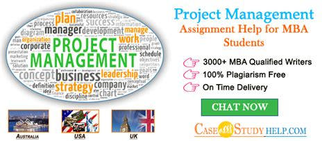 Tutors For Mba Students by Project Management Study On P G Find Assignment