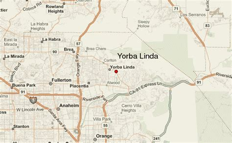 yorba linda location guide