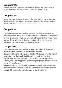 how to write a project brief template design brief sles