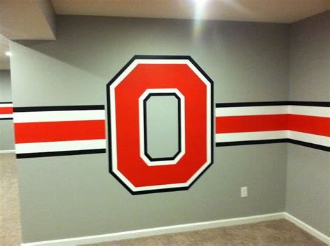 helmet paint stripes color matching buckeyeplanet ohio state forums trey s room