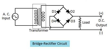 bridge diode diode rectifier wiring diagram for rectifier free printable wiring diagrams