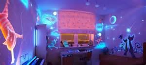 Glow In The Dark Bedroom Ideas Glow In The Dark Bedroom Decoration Designrulz