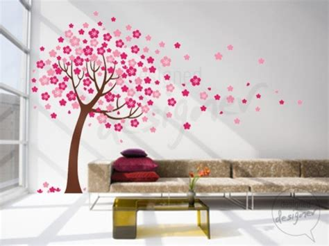 Palm Tree Wall Sticker tree wall decal wall sticker by designeddesigner