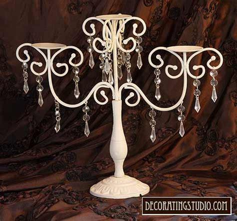 ivory candelabra centerpieces centerpieces decorating studio unique finds for home weddings events