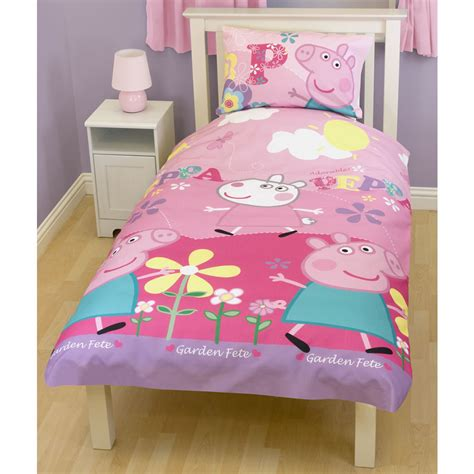 pig bedroom top reasons why your kids will love a peppa pig bed canopy