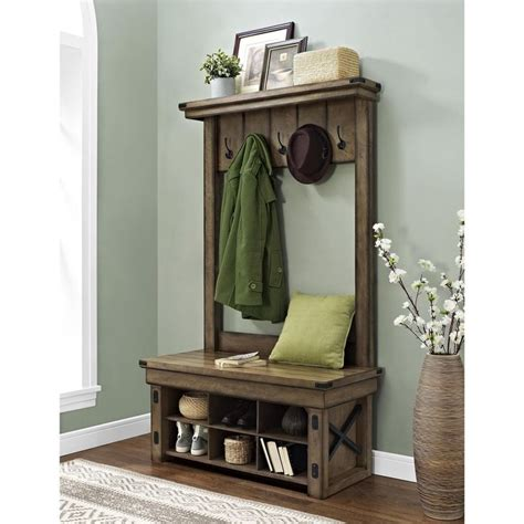 how to build a hall tree storage bench best 25 hall tree with storage ideas on pinterest hall