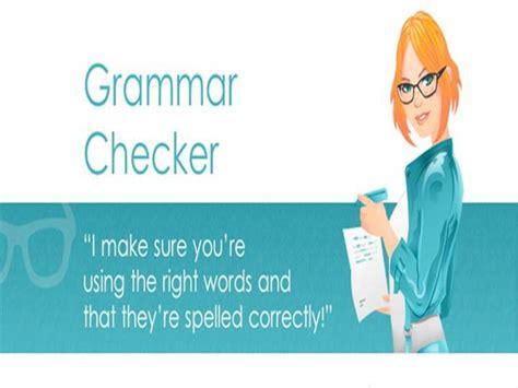 grammar checker  domain hosting checker