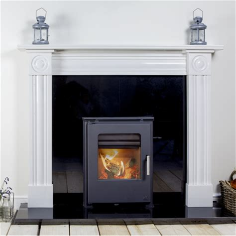 Convection Fireplace by Burcott Inset Convection Eurostove