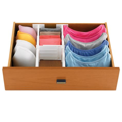 Drawer Dividers Container Store by Challenge 11 Socks And The Seana Method
