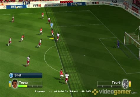 Fifa Mba Internship by Fifa 09 All Play Review Videogamer