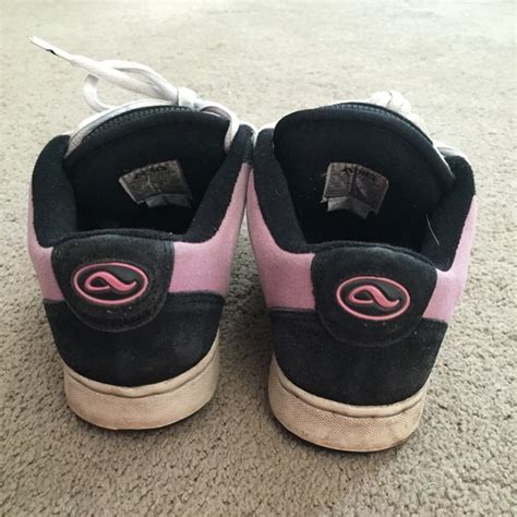 71 adio shoes pink black adio skater shoes from