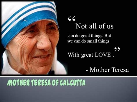 biography of mother teresa ppt mother teresa authorstream