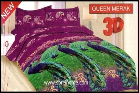 Bedcover Set Disperse Motif Bonita bedcover bonita sprei dan bedcover bonita