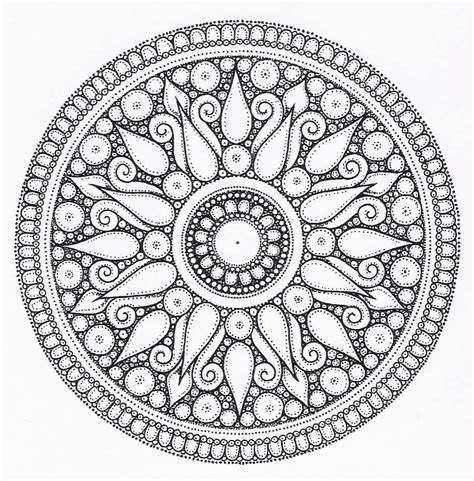 coloring pages of different designs free cool patterns coloring pages