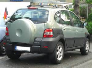 Renault Scenic Wiki File Renault Sc 233 Nic Rx4 Rear Jpg Wikimedia Commons