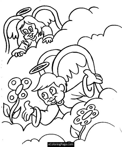 coloring page heaven free coloring pages of heaven for