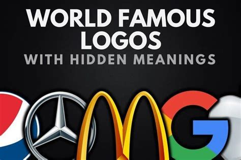 best logos in the world the top 15 world logos with meanings