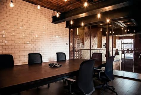 masculine office decor industrial style interior design masculine ubiquitous office space icreatived