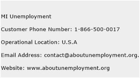 michigan unemployment phone number 28 images state of