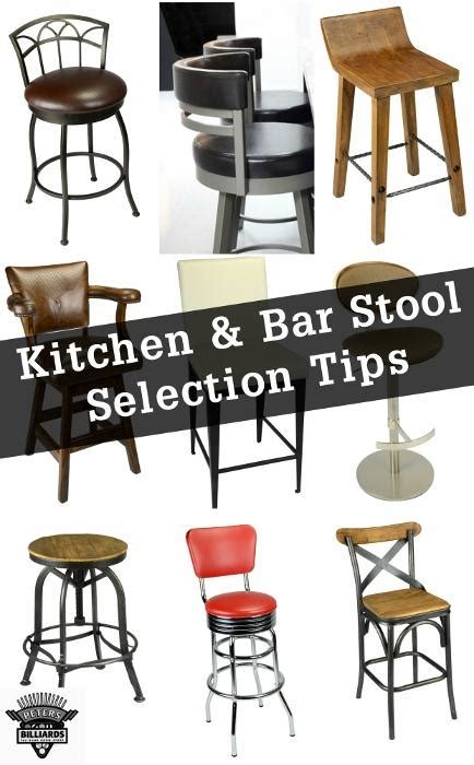 Peters Billiards Bar Stools by Take Me Back Tuesday Tips For Selecting Kitchen And Bar