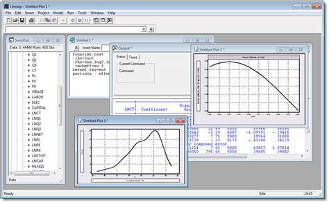 best data analysis software best statistical software data analysis limdep nlogit