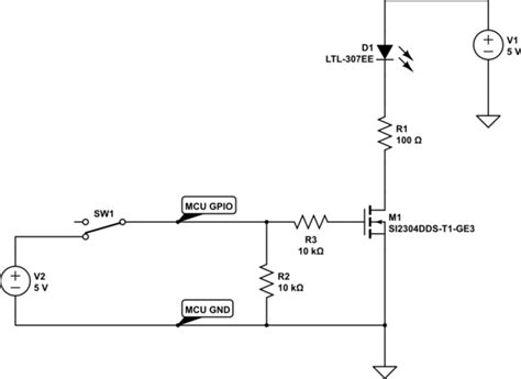 mosfet without gate resistor is failing electrical engineering stack exchange