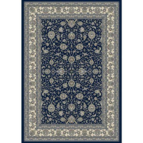 garden rugs dynamic rugs ancient garden navy 9 ft 2 in x 12 ft 10 in indoor area rug an1014571203464