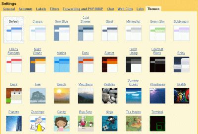 themes gmail free gmail gets a face lift with themes