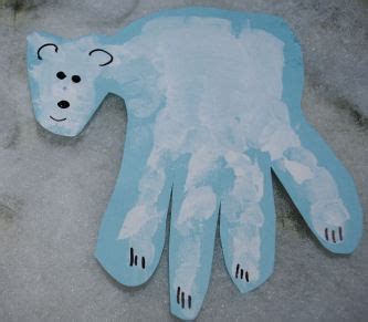 Winter Animal Crafts - winter arts and crafts for ur kid s world