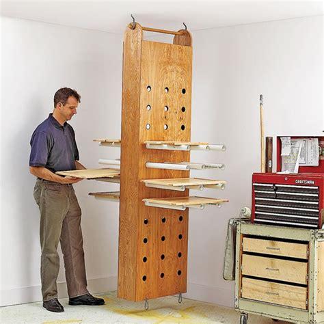 drop drying rack woodworking plan workshop jigs