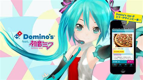 S Anime App by Domino S App Feat Hatsune Miku Recent Works Kayac Inc
