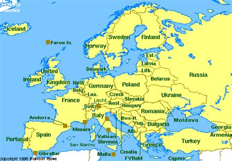 show me a map of europe show me a map of europe images frompo 1