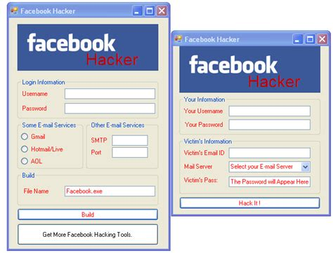 facebook hacking software free download for pc full version windows 7 facebook hacking tool