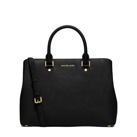 Michael Michael Kors Saratoga Leather Satchel by Kors Satchel Black Michael Kors Satchel Black Michael Kors