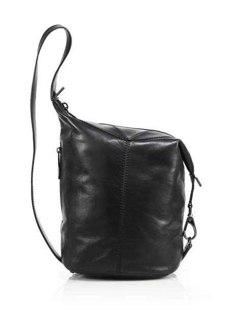 Botkier Pocket Bag by Botkier Botkier X Coco Rocha Leather Convertible