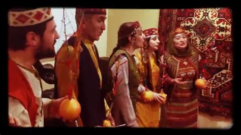 armenian traditional and new year song by