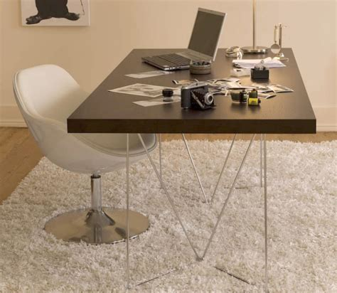 metro contemporary dining table dining tables go modern