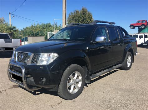 nissan navara 2 5 dci 174 ch cabine avec couvre
