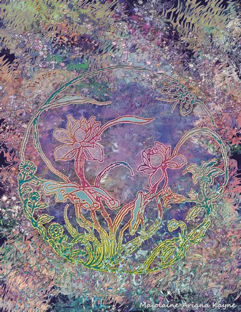 radiohead lotus flower lotus flower by megarainynight on deviantart