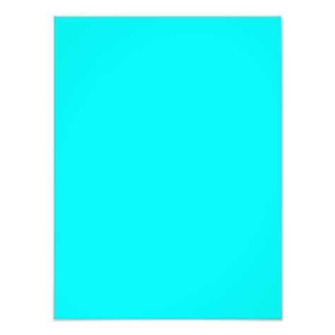 bright teal blue color