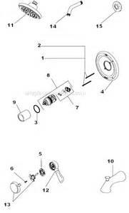 delta faucet t17238 parts list and diagram