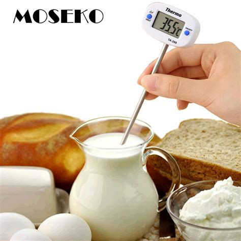Aliexpress Buy Moseko Kitchen Cooking - digital thermometer oven reviews shopping digital