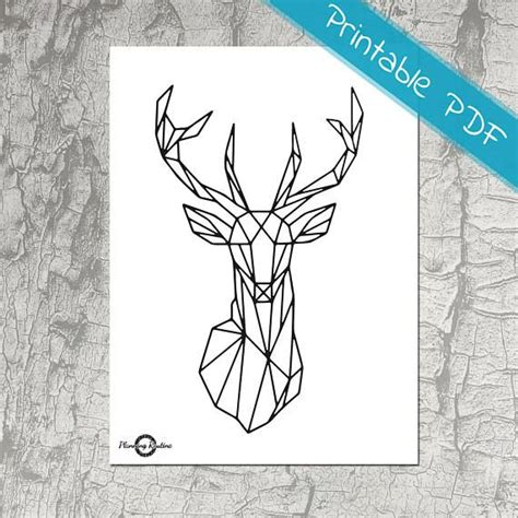 25 best ideas about geometric deer on pinterest deer best 25 geometric deer ideas on pinterest deer tattoo