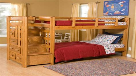 Cheap Staircase Bunk Beds Cheap Beds Cheap Trundle Bed Sets Discovery World Furniture Honey Bookcase Captains