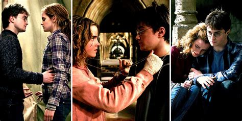 Harry Potter 20 harry potter 20 facts about harry and hermione s
